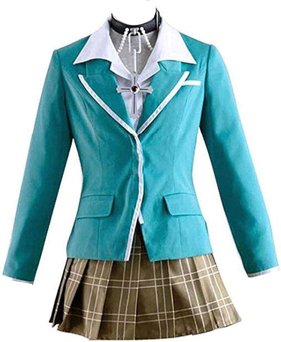 Poetic Clearance SALE Limited time Walk Don't miss the campaign Rosario + Vampire Cosplay Moka Hall Akashiya Uniform