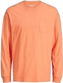 Jack & Jones Men's Jorbrink Tee Ls Crew Neck Sweatshirt