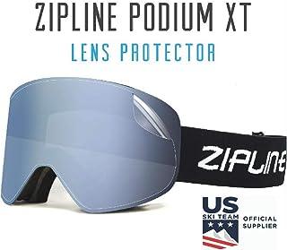 Zipline Podium XT Ski/Snowboard Goggles Replacement Lens ONLY Interchangable Magnetic Lenses -US Ski Team Official Supplier