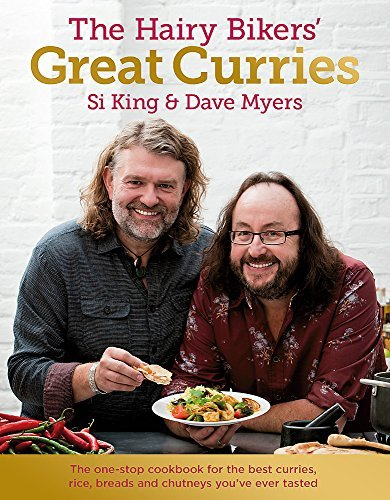 [(The Hairy Bikers' Great Curries)] [ By (author) Hairy Bikers, By (author) Dave Myers, By (author) Si King ] [February, 2013]