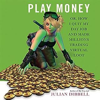 Play Money audiobook cover art
