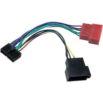a norma ISO tomzz Audio cavo adattatore per autoradio a 16 poli 7017-000