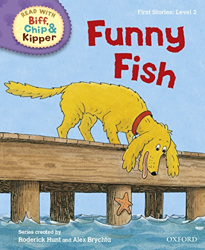 Read with Biff, Chip and Kipper First Stories: Level 2: Funny Fish (English Edition)