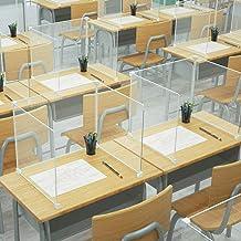 Niesbeschermer Beschermende, Bureaubeschermingspaneel, Transparante Harsverdeling, Student Partition Classroom Desktop Eet...