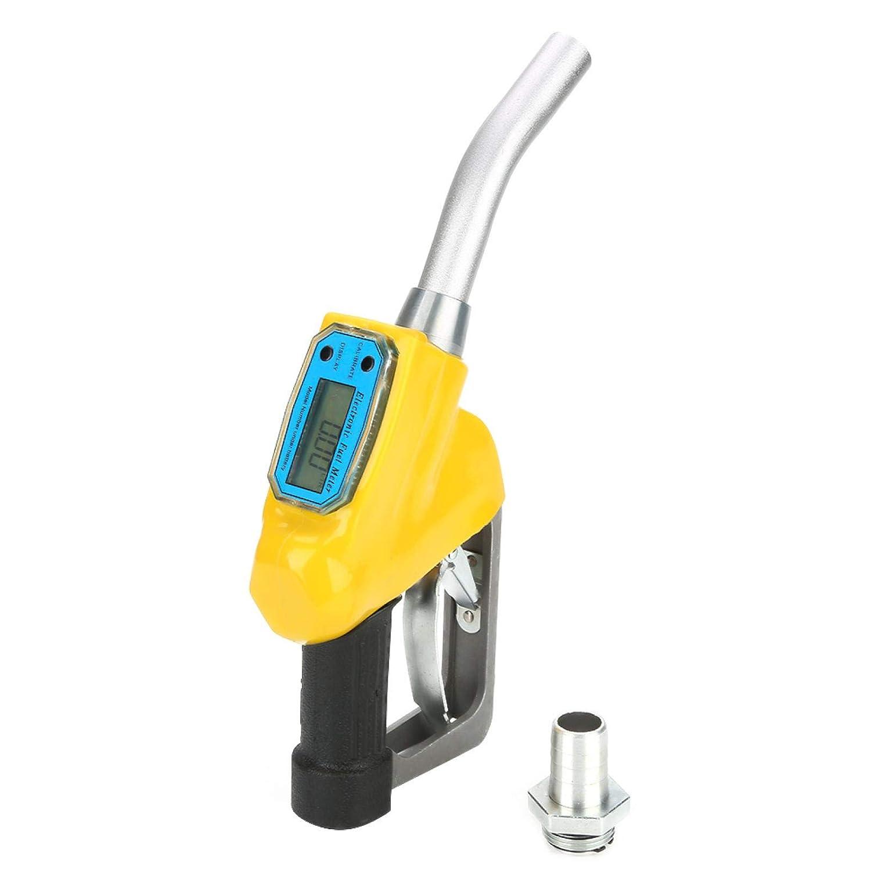 Oil Gun Nozzle ! Super beauty product restock quality top! Manual Digital Gasoline Las Vegas Mall Fuel Diesel Kerosene