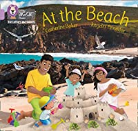 At the Beach: Band 00/Lilac (Collins Big Cat Phonics for Letters and Sounds)