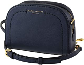M0011341-404 Women's Leather Crossbody Bag, Night Sky