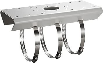 DS-1275ZJ BS01 Aluminum Vertical Pole Mount Bracket CCTV Accessories for Hikvision IP Bullet Camera DS-2CD2632F-IS DS-2CD42xxF(WD)-I(S) DS-2CD 42xxFWDF-I(S) DS-2CC11C2DP DS-2CC(CE) 15xxP DS-2CC11xxPN