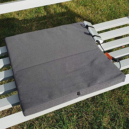 Beheizbares Sitzkissen XL | Hält Sie bei Outdoor Aktivitäten, im Rollstuhl &...