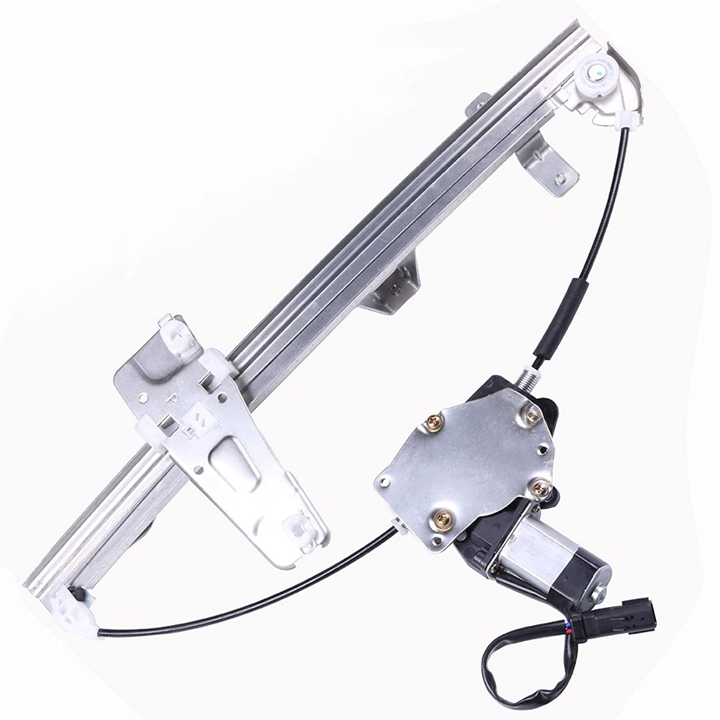 Power Window Regulators Front Right Passengers Side with Motor Assembly Replacement Parts for 2000-2004 Jeep Grand Cherokee
