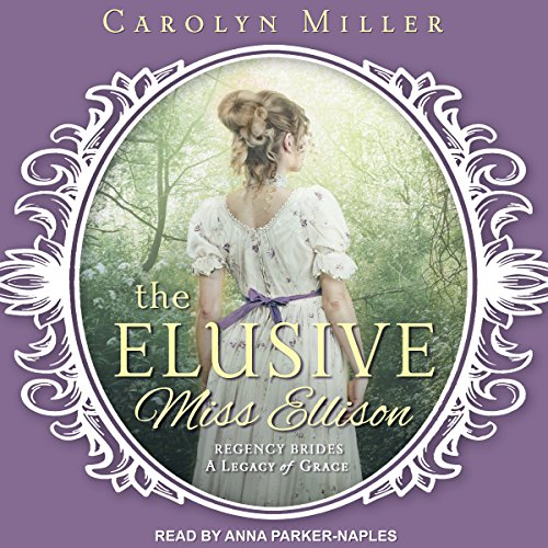 The Elusive Miss Ellison cover art