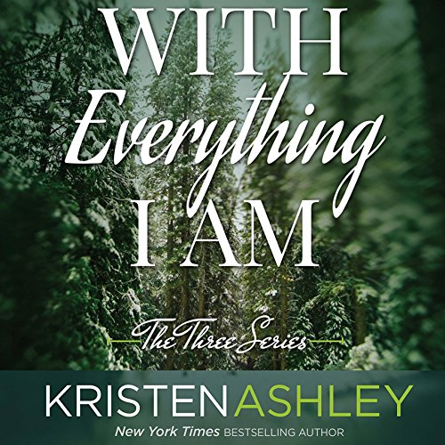 With Everything I Am audiobook cover art