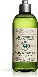 L'Occitane Aromachologie Body & Strength Shampoo for Unisex, 10.1 Ounce