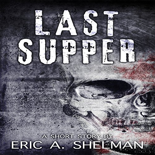 Last Supper audiobook cover art