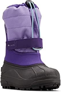 Columbia Girls' Toddler Powderbug Plus II Snow Boot