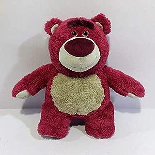 LFSLAS Original Toy Story Lotso Strawberry Bear Stuffed Bear Super Soft Toys for Kids with Strawberry Smell