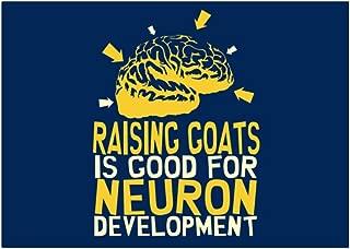 Teeburon Raising Goats is Good for Neuron Development Arrows Sticker Pack x4 6
