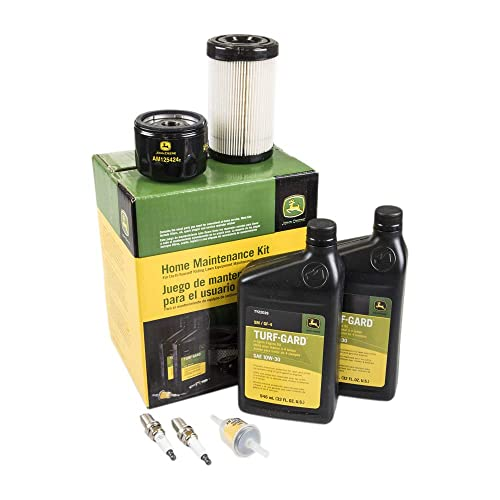 john deere parts amazon com john deere original equipment maintenance kit lg275