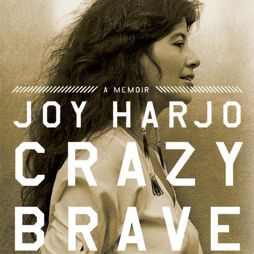 Crazy Brave audiobook cover art