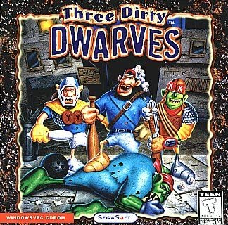 Some Ranking TOP4 reservation Three Dirty Dwarves