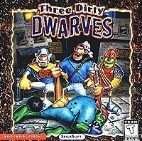 Three Dirty Dwarves (輸入版)