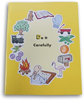 ABC Workbook Series - Do It Carefully - Kindergarten Through First Grade