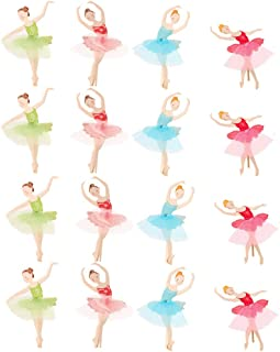Best ballerina cupcake toppers Reviews