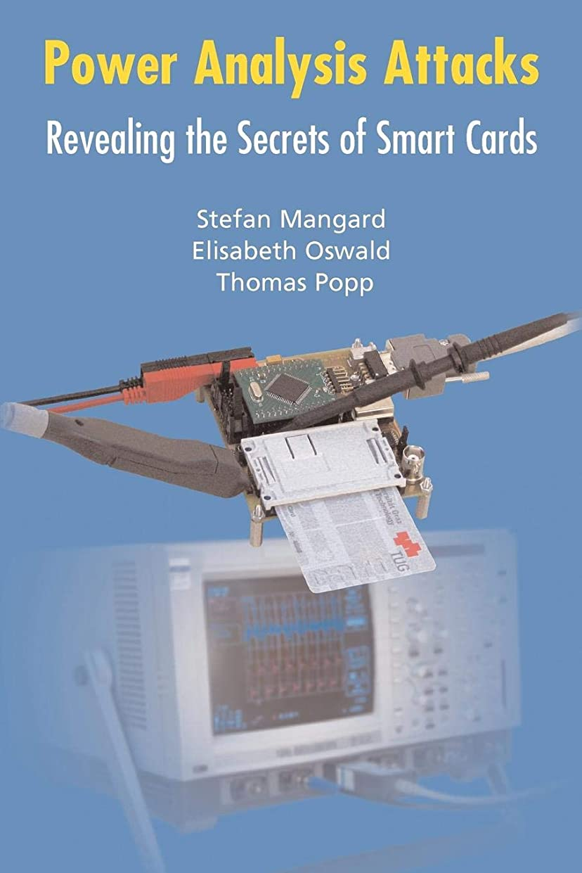 バルセロナむき出し印象派Power Analysis Attacks: Revealing the Secrets of Smart Cards