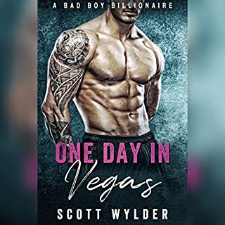 One Day in Vegas     A Bad Boy Billionaire Romance              By:                                                                                                                                 Scott Wylder                               Narrated by:                                                                                                                                 Nicole Blessing                      Length: 1 hr and 8 mins     4 ratings     Overall 4.0