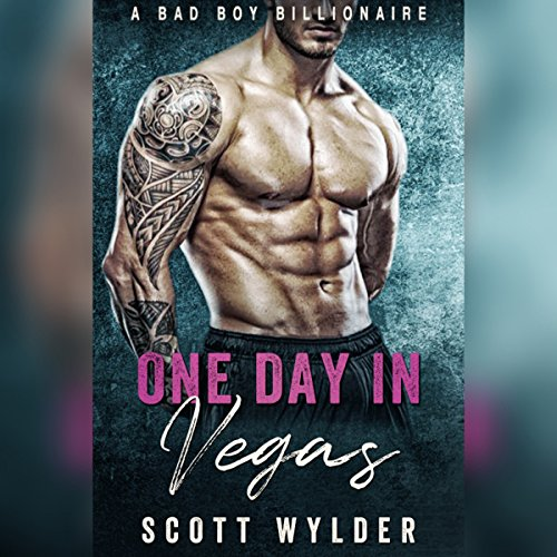 One Day in Vegas audiobook cover art