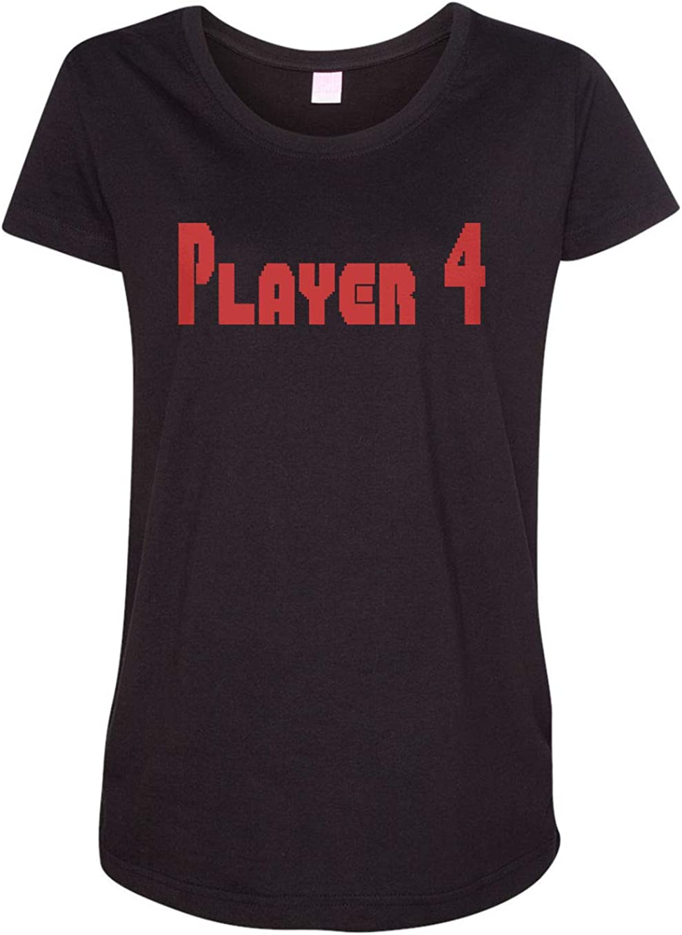 HARD EDGE DESIGN Women's Super Player 4 T-Shirt