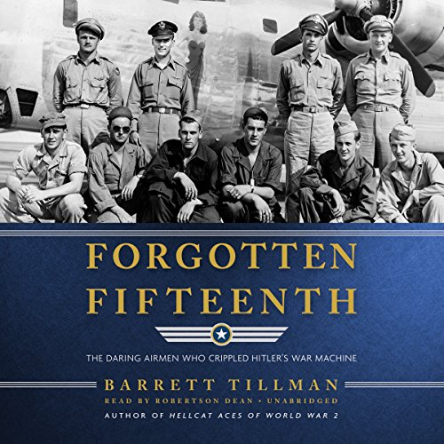 Forgotten Fifteenth audiobook cover art