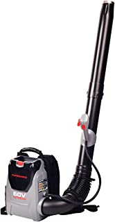 POWERWORKS 60V Backpack Blower, Battery Not Included BPB60L00PW