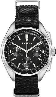 Men's Bulova Lunar Pilot Chronograph Watch 96A225