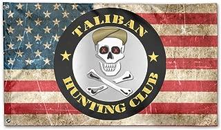 Taliban Hunting Club Garden Flag Celebration Holiday Flag America Military Flag3 X 5 Ft