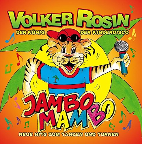 Jambo Mambo - CD: Hits zum Turnen und Toben: Neue Hits zum Tanzen und Turnen!