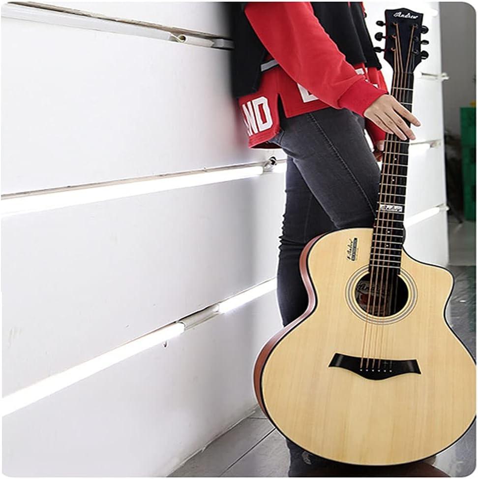 LXHNG Guitarra Clásica, Guitarra Infantil Kit De Guitarra Acústica para Principiantes con Funda De Guitarra Y Otros Accesorios. para Estudiantes Adultos, Ejercicios para Principiantes.