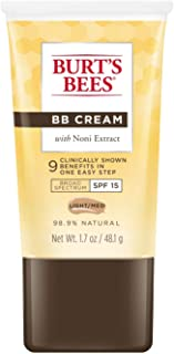Burt's Bees BB Cream with SPF 15, Light/Medium, 1.7 Ounces
