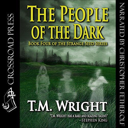 The People of the Dark audiobook cover art