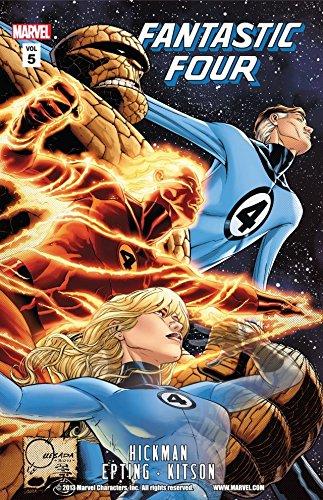 Fantastic Four By Jonathan Hickman Vol. 5 (Fantastic Four (1998-2012)) (English Edition)
