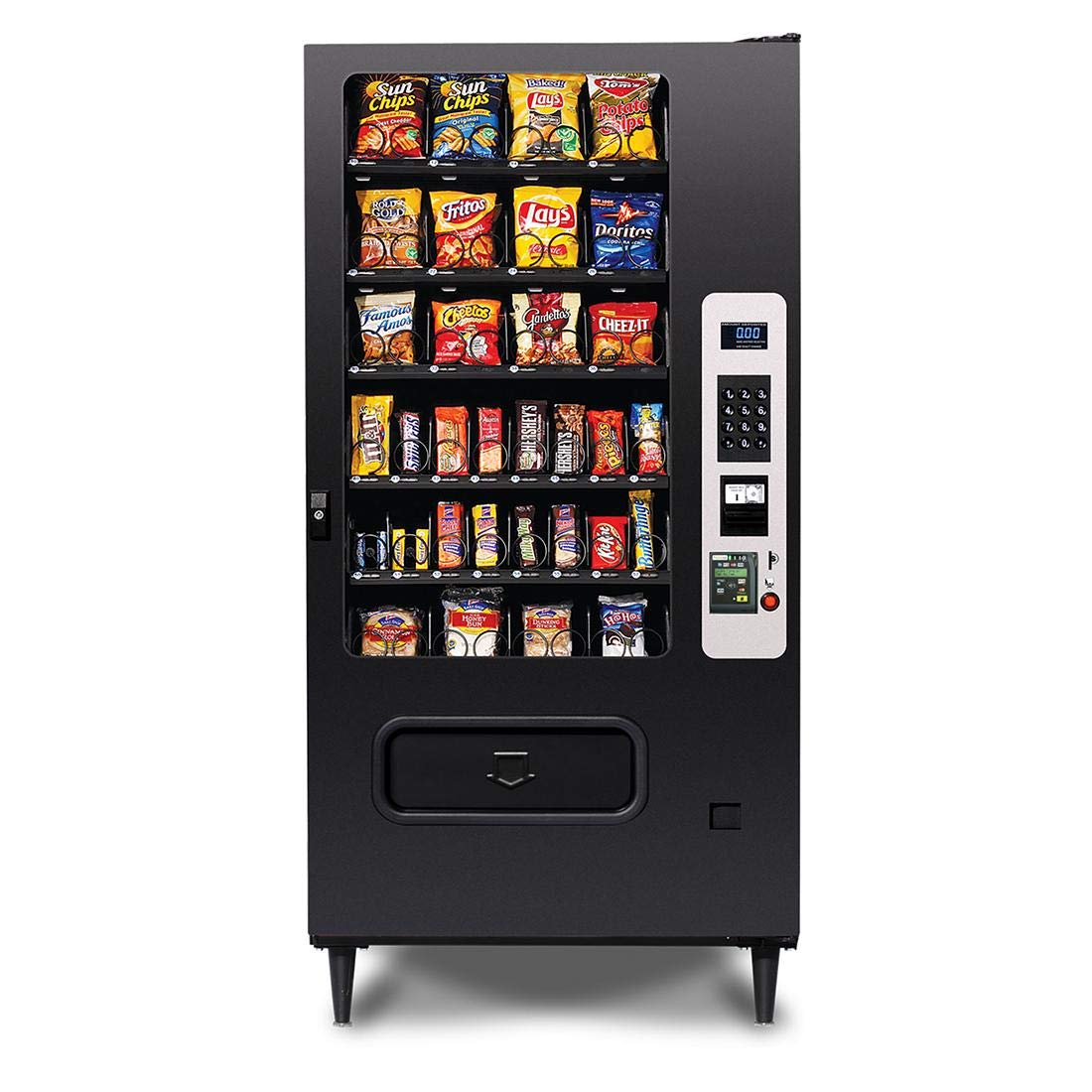 Selectivend SV-4 32-Selection Snack Vending with Machine Super Special SALE held Credit New arrival