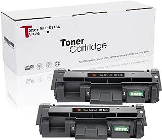MLT-D116L Tonersave Compatible Sumsung D116l Toner for Samsung M2885FW Toner M2875 2875FW,2875,2676,M2835DW,M2625,M2625D,SL-2626,SL-2825 2Pack