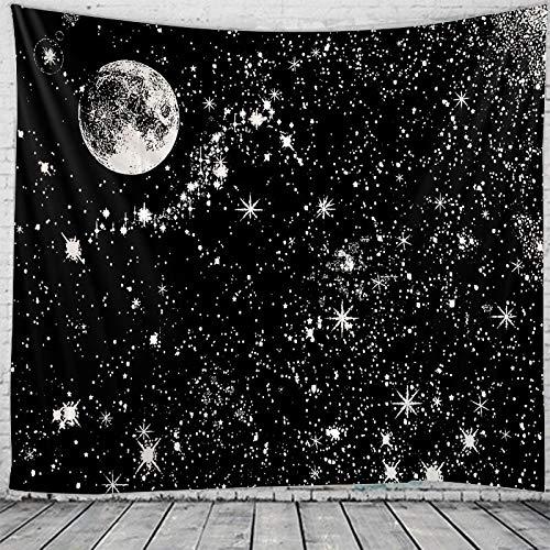 Tapiz de sol psicodélico mandala indio tapiz de encaje hippie bohemio decoración del hogar sala de estar dormitorio tela colgante A3 150x200cm