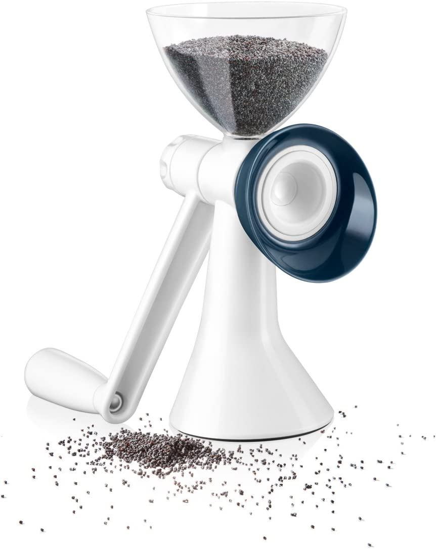 Tescoma Poppy A surprise price is realized Seed Grinder Handy Max 75% OFF 13.1 Silicone x beige 10.7