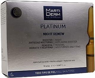 Martiderm PLATINUM NIGHT RENEW ampoules 10 x 2 ml
