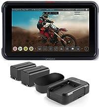 Atomos Ninja V 5-Inch HDR Daylight Viewable Portable Monitor/Recorder with Power Kit v2 Bundle (2 Items)