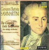 The Complete Early Symphonies for string orchestra