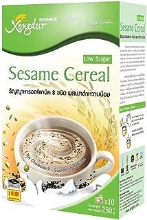 Best black sesame cereal Reviews