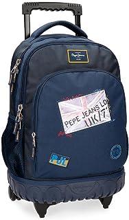 Nouvelles Arrivées 3495b db7ad Amazon.fr : Pepe Jeans - Sacs scolaires, cartables et ...
