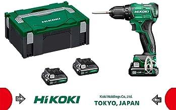 Hikoki DS12DDWHZ - Taladro atornillador sin escobillas a batería de litio 12V (